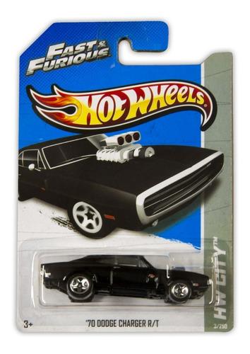 Hot Wheels Hw City 70 Dodge Charger R/t 2013 X1663
