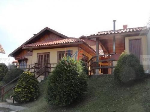 Imagem 1 de 13 de Otima Casa Desocupada  Campos Do Jordão / Sp  Em  Vila Natal - 4077