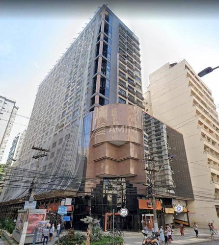 Sala À Venda, 32 M² Por R$ 350.000,00 - Icaraí - Niterói/rj - Sa0140