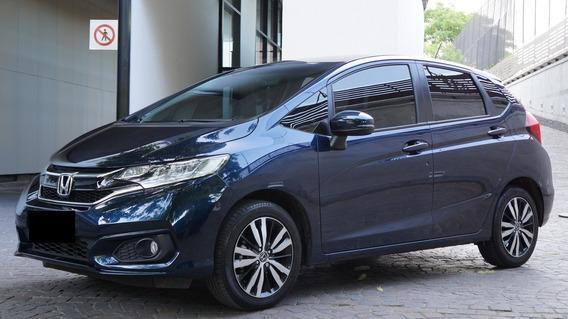 Honda Fit 1.5 Ex-l 132 Cv 2019 9.000 Kms