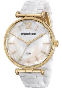 Relógio Mondaine Feminino Original Garantia Nfe 53744lpmvdf1