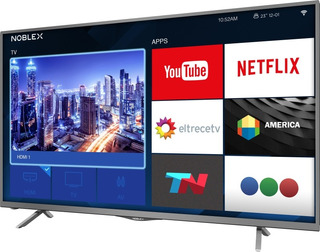 Smart Tv Led 43p Full Hd Noblex Netflix Youtube Quad Core