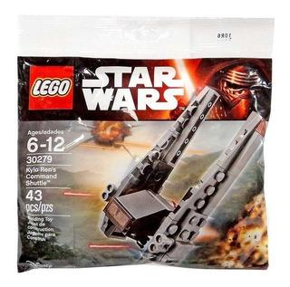 Lego Bolsita 30279 Kylo Ren Command Shuttle