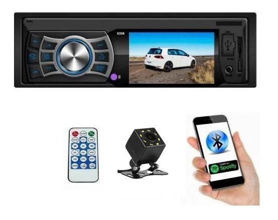 Multimidia Mp5 Tela Bluetooth Camera Ré Visão Noturna