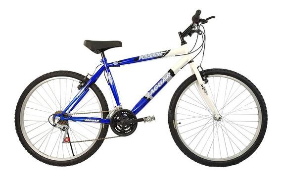 Bicicleta Montaña Peregrina Rodada 24 18 Velocidadades