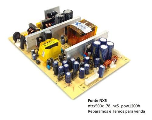 Imagem 1 de 7 de Reparo De Placas Da Linha Nx Philips (nx5, Nx6, Nx7 E Nx8)