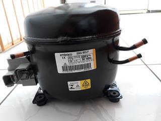 W10388222 Compressor 1/4 Embraco 220v R600a Egas80clp