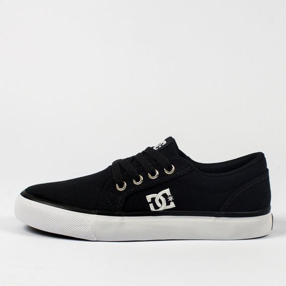 Tênis Dc Shoes Episo Black White Original Masculino Feminino