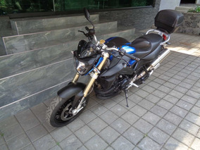 Bmw Naked Pista Urbana F800 R Azul 2016 (nueva)