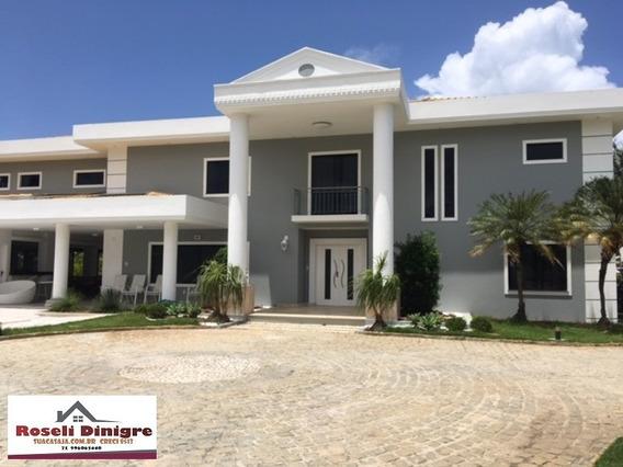 Venda De Linda Casa Condominio Encontro Das Águas Www.suacasaja.com.br - 315c5 - 3412286