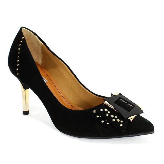 Sapato Feminino Preto Werner