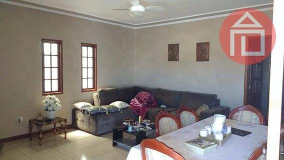 Casa Residencial À Venda, Jardim Europa, Bragança Paulista. - Ca0692
