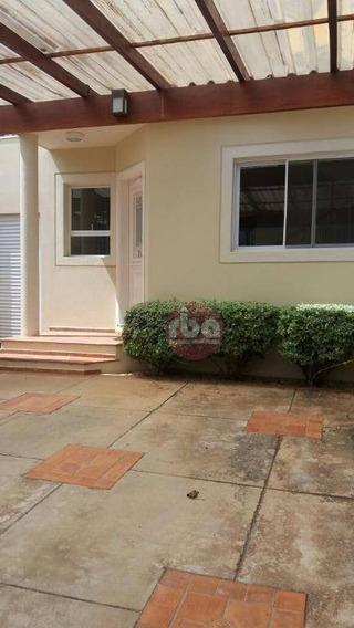 Casa Com 3 Dormitórios À Venda, 147 M² Por R$ 650.000,00 - Condomínio Giardino Campolim - Sorocaba/sp - Ca1211