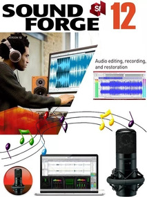 150 Plugins Sound Forge 12 Completo