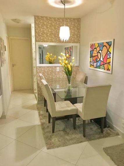 Apartamento Em Centro, Duque De Caxias/rj De 52m² 2 Quartos À Venda Por R$ 215.000,00 - Ap371216