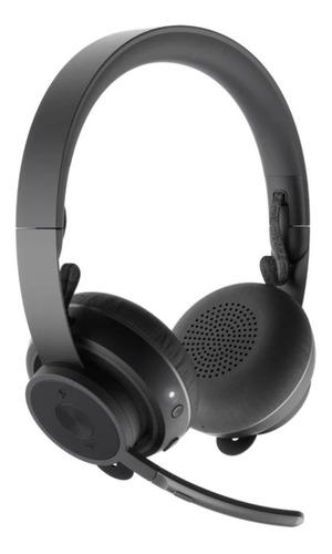 Auriculares inalámbricos Logitech Zone Wireless negro