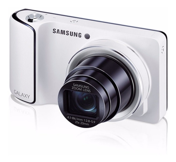 Camera Digital Samsung Ek-gc110, Wifi, 16mp, Importada