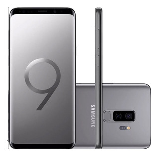 Samsung Galaxy S9 128gb Anatel Novo Lacrado Garantia 1 Ano