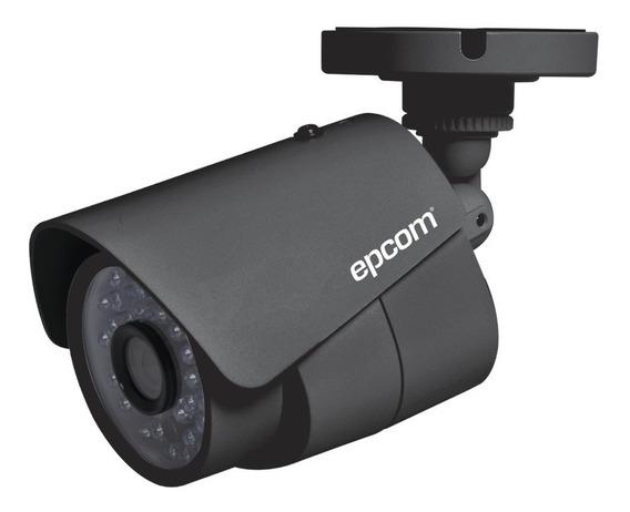 Cámara Epcom Turbohd 1080p Gran Angular B8turbox 2.8mm Metal
