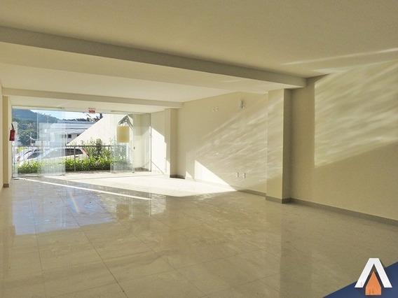 Acrc Imóveis- Sala Comercial Com 100 M² E 02 Vagas De Garagem - Sa00153 - 3504639