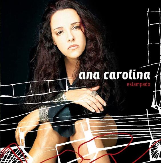 Cd Ana Carolina Estampado - Original Lacrado