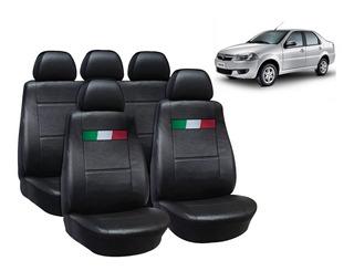 Fundas Cubre Asientos P/ Fiat Siena Auto Italia Accesorio