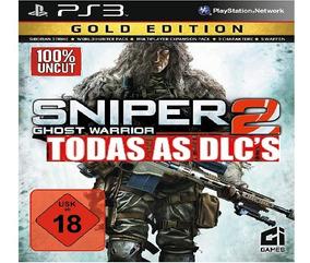Sniper Ghost Warrior 2 Gold Edition Ps3 Midia Digital Psn