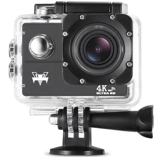 Câmera De Ação Furibee 4k Full Hd