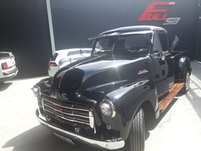 Pick-up Gmc 1951,gm Chevrolet,boca Sapo Bagre, Antigo