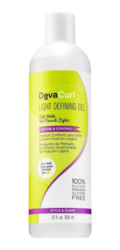 Imagem 1 de 1 de Gel Finalizador Suave Deva Curl Angell Light Defining  120ml