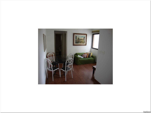 Imagem 1 de 17 de Apartamento Com 1 Dormitório Para Alugar, 50 M² Por R$ 1.800,00/mês - Moema - São Paulo/sp - Ap11233