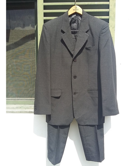 Traje De Hombre, Perrotts Of England, Talle: 40, Impecable!