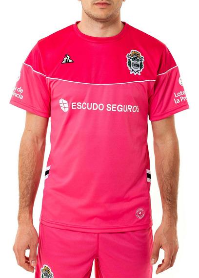 Camiseta Arquero Gimnasia De La Plata Rosa Le Coq Sportif