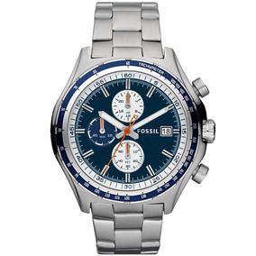 Relógio Fossil Masculino Fch2809z Cinza-claro Cinza-claro Az