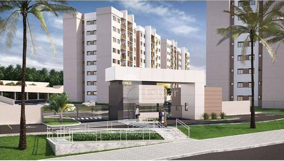 Apartamento 01 Quarto Na Colônia Rio Grande, São José Dos Pinhais - Ap2471