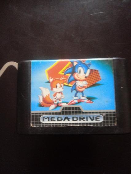 Sonic 2 Original Mega Drive Tectoy
