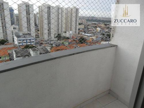 Apartamento Com 2 Dormitórios À Venda, 58 M² Por R$ 290.000,00 - Vila Tijuco - Guarulhos/sp - Ap12272