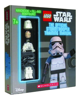 Lego Star Wars The Official Stormtrooper Training Manual Ing