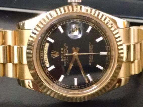Relógio Presidente Day Date Automático P/d