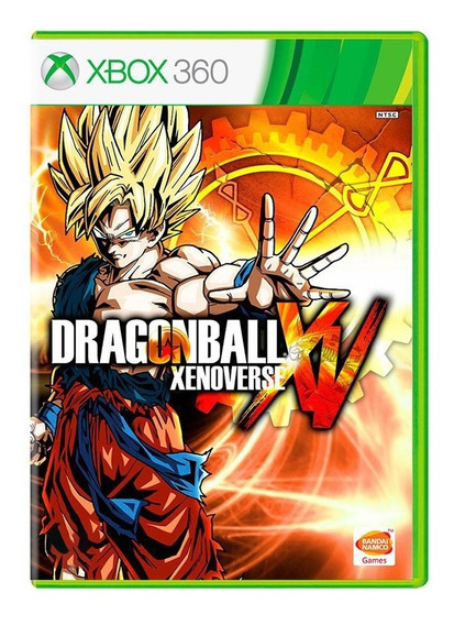Dragon Ball Xenoverse - Xbox 360 - Usado - Original