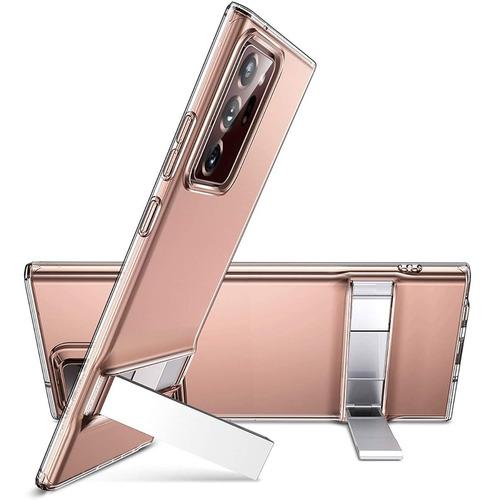 Funda Galaxy Note 20 Ultra - Esr Metal Kickstand Cristal