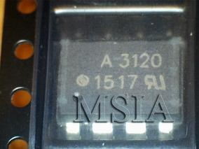 Smd Hcpl3120 A3120 A 3120 Novo, Original, Frete Cr. Msia