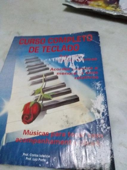 Curso Completo De Teclado 3a Ed. 1994