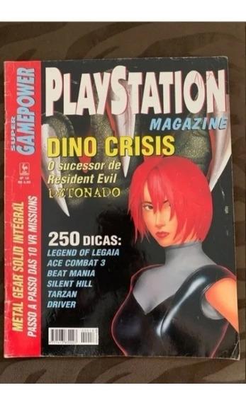 Revista Super Game Power Playstation Magazine N 18