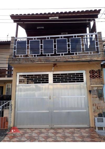 Ca0293 Duplex Em Condomínio Na Estrada Da Serra Alta Cg/rj