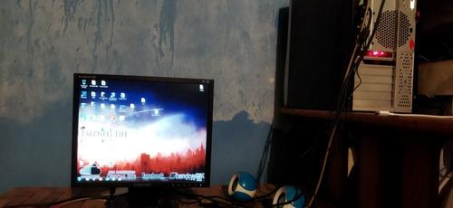 Imagen 1 de 2 de Cpu Pentium Dual Core Y Monitor Samsung 19 Pulgadas