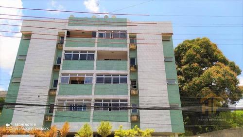 Apartamento 03 Quartos Na Iputinga - Ap0524