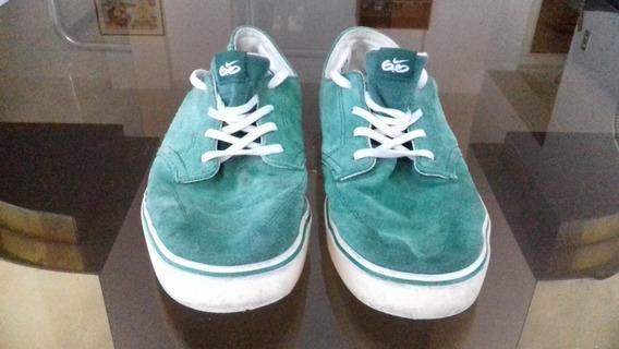 Zapatos Nike Janoski 6.0 Verdes Hombre Talla 9