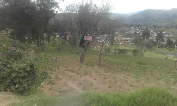 Vendo Terreno En El Barrio Vinchoa Sector La Y