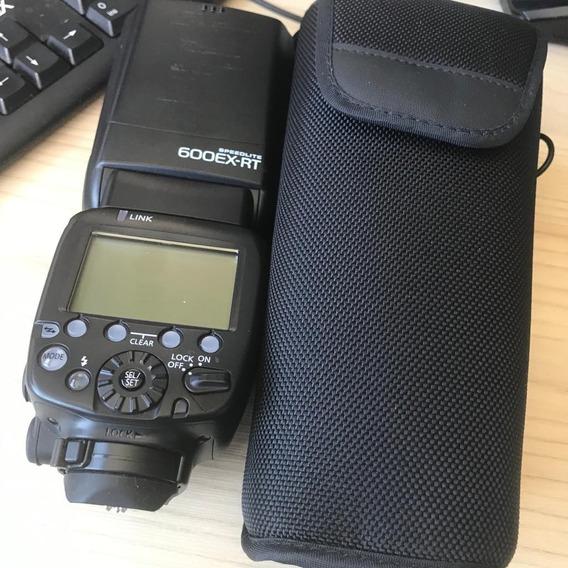 Flash Canon 600ex-rt -usado